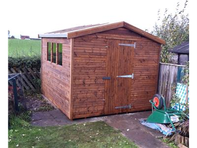 All Inclusive She Sheds Free Delivery Erection Pink Sheds