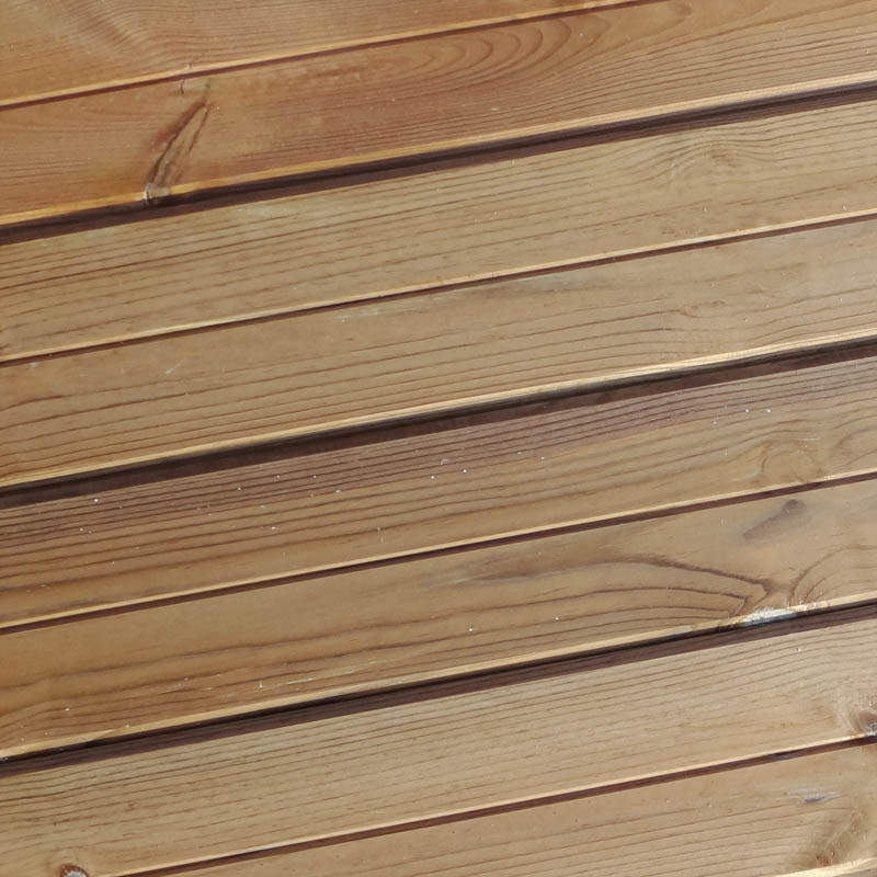 tanalised wood cladding